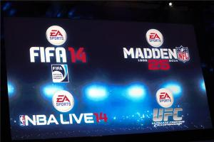 New Xbox One EA sports Fifa, Madden, NBA Live and UFC announced